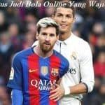 Event Situs Judi Bola Online Yang Wajib Di Ikuti
